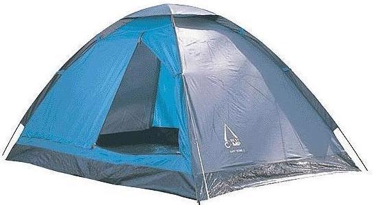 Палатка 2-х местная TIME ECO Monodome-2 205*150*105см
