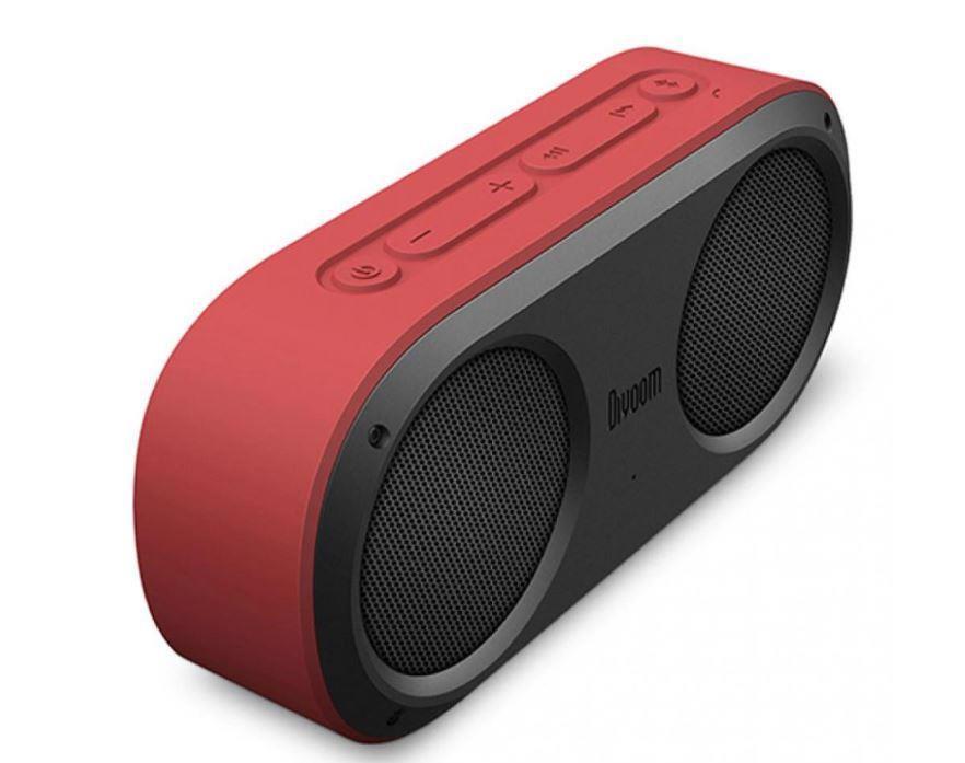 Колонка акустич. портативна F&D Divoom 1.0 Airbeat 20 червона