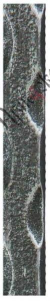 Ел-т кований АРТДЕКО Квадрат 2000*12мм 30.009