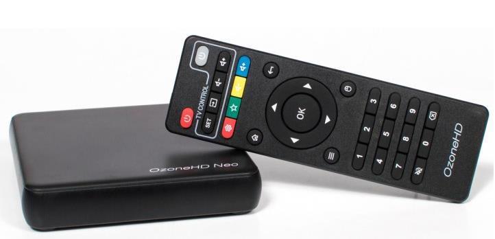 Приставка Smart TV  OzoneHD Neo