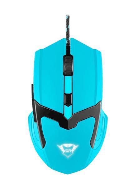Мишь комп. TRUST GXT 101-SB Spectra Gaming Mouse blue