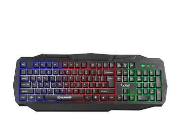 Клавиатура комп. MARVO K601 Multi-LED