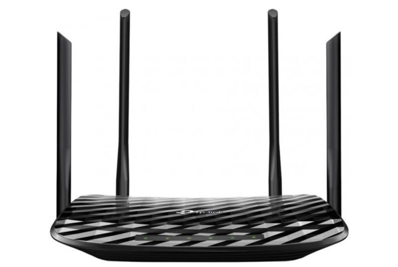 Маршрутізатор Wi-Fi TP-Link Archer A6
