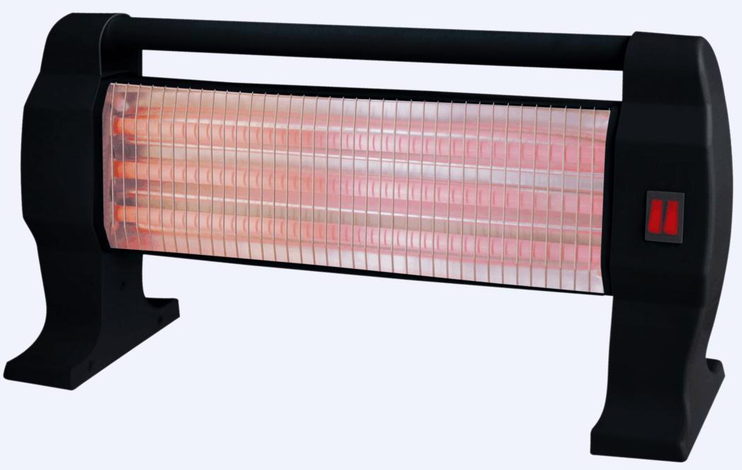 Обігрівач світловий (інфрачервон.) MIDAS QH-1200B 1500W