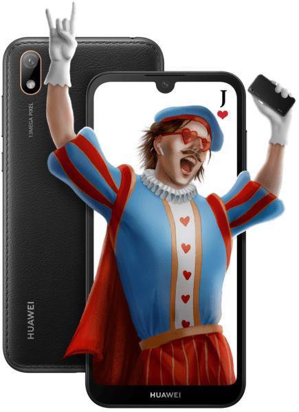 Смартфон HUAWEI Y5 2019 DualSim Black