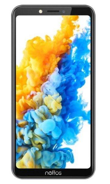 Смартфон TP-LINK Neffos C7s 2/16Gb Grey