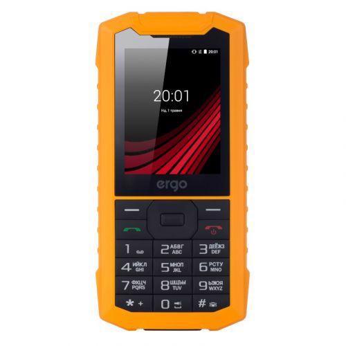 Мобільний телефон ERGO F245 Strength DualSim Yellow Black