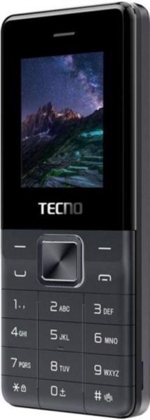 Мобільний телефон TECNO T301 DualSim Black