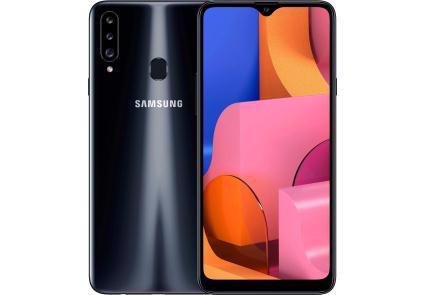 Смартфон SAMSUNG Galaxy A20s SM-A207F 3/32Gb DualSim Black