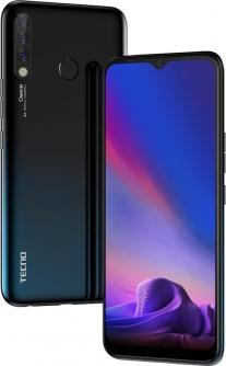 Смартфон TECNO Camon 12 (CC7) 4/64Gb DualSim Dark Jade