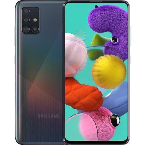 Смартфон SAMSUNG Galaxy A51 SM-A515F 4/64Gb DualSim Black