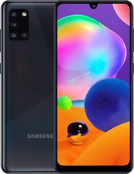 Смартфон SAMSUNG Galaxy A31 SM-A315F 4/64Gb DualSim Black