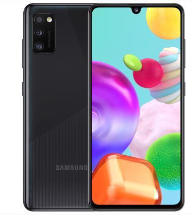 Смартфон SAMSUNG Galaxy A41 2020 A415F 4/64Gb Black