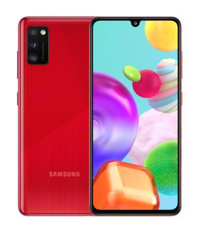 Смартфон SAMSUNG Galaxy A41 2020 A415F 4/64Gb Red