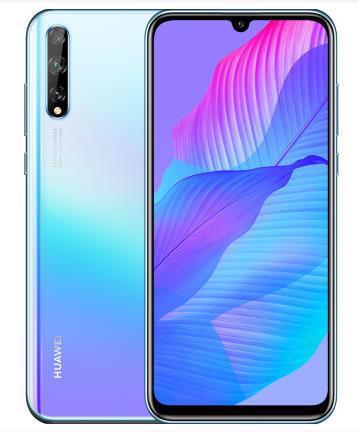 Смартфон HUAWEI P Smart S 4/128GB crystal