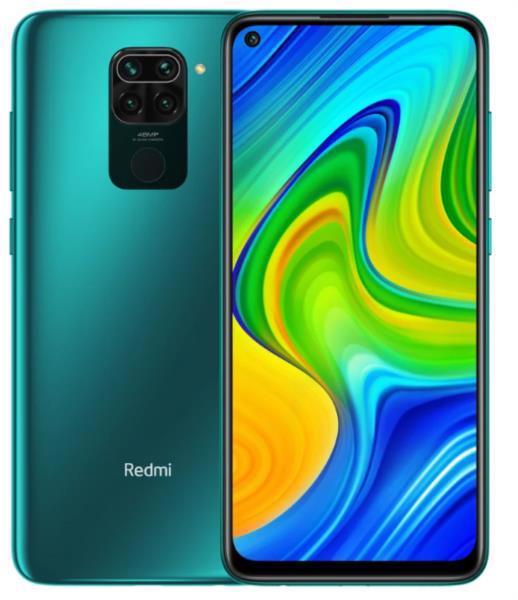 Смартфон XIAOMI Redmi Note 9 4/128Gb Forest Green