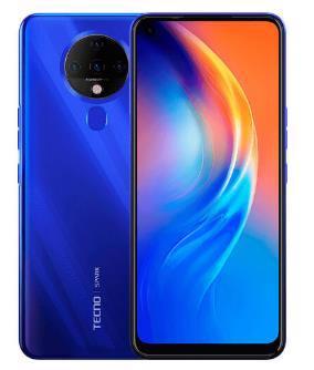 Смартфон TECNO Spark 6 4/64Gb DualSIM Ocean Blue