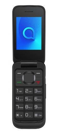 Мобільный телефон ALCATEL 2053 DualSim Volcano Black