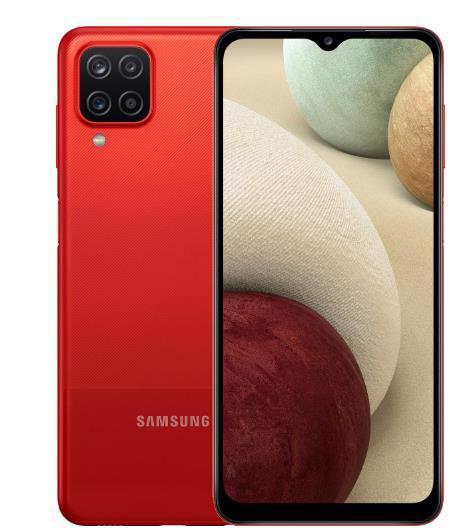 Смартфон SAMSUNG Galaxy A12 (A125F) 3/32GB Dual SIM Red