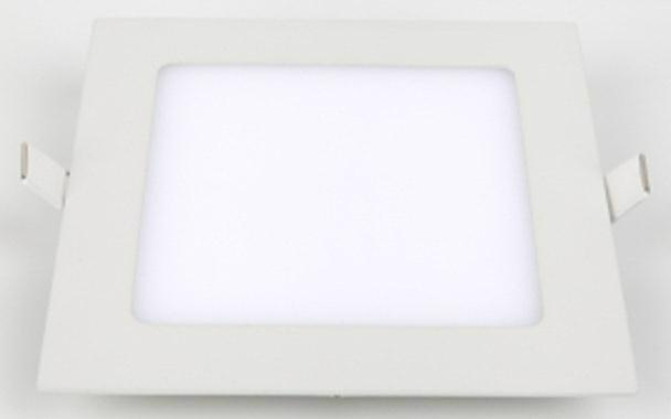 Світ. діод. LUMEN LED SDL 24W 4100К квадр 285мм білий