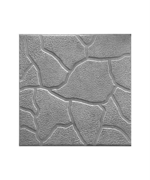 Плитка тротуарн. Камінь сір. 300*300 h-30мм /Радуга/