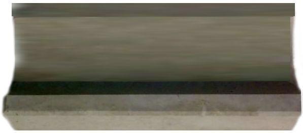 Водостік тротуарн. 350*160*60мм сірий /Радуга/