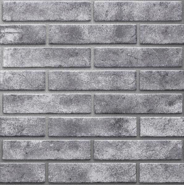 Плитка клинк. д/стін BRICK STYLE London 250*60мм антрацит 30У020/LONX021 1с