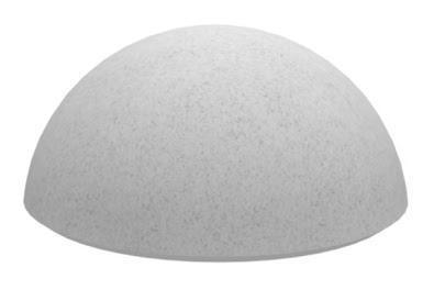 Півсфера бетон. АВЕНЮ 400*300мм сіра