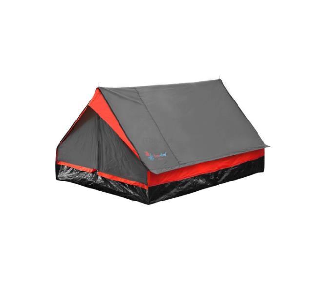 Палатка 2-х местная TIME ECO Minilite-2 200*120/100*90/60см