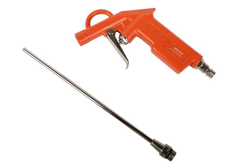 Пістолет пневм. продувний подовж. STURM 3.8мм, 2-6 БАР AU-1720-02